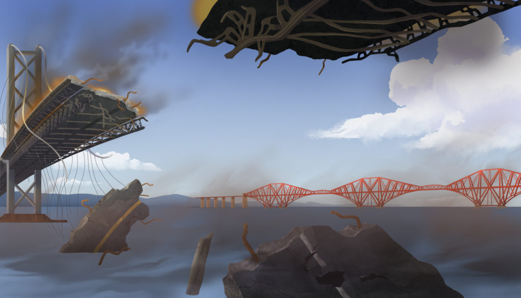 Scotland Loves Anime, Bridges