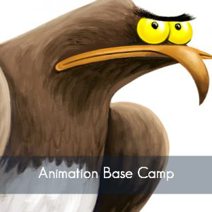 Animation Base Camp, Button